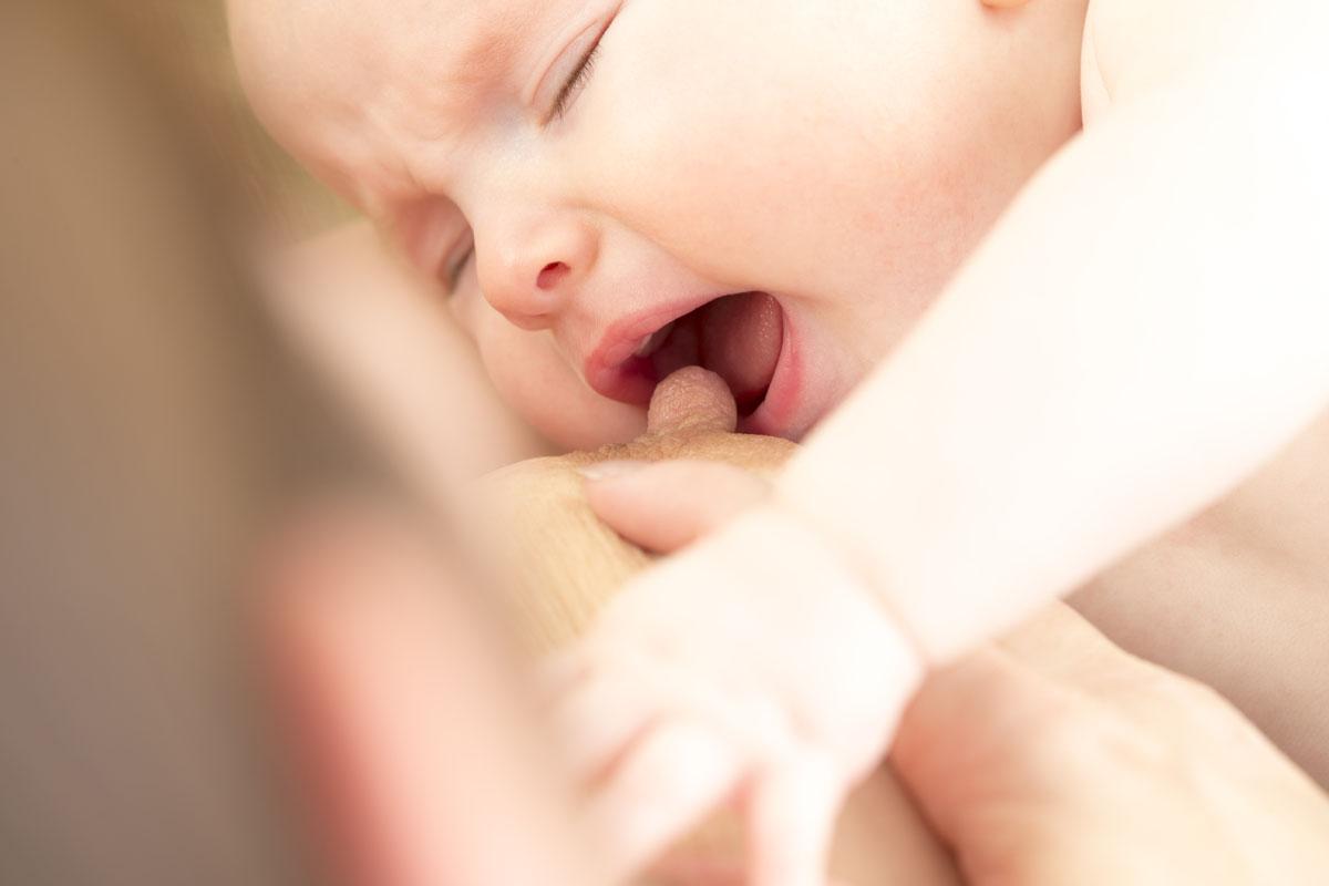 barn på 10 måneder