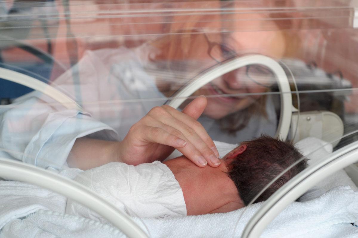 for tidlig fødsel